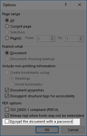 رمز فایل pdf